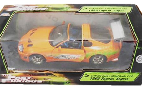 アーテル 1/18 ワイルドスピード トヨタ スープラ 買取,アーテル 1/18 ミニカー 買取,ワイルドスピード トヨタ スープラ ミニカー 買取,おもちゃ 買取,フィギュア 買取,