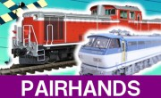 PAIRHANDS 鉄道模型買取,ペアーハンズ 鉄道模型買取,