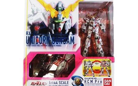 SUPER HCM-pro 1/144 ユニコーンガンダム 買取,SHCM-pro 買取,ガンダム 買取,フィギュア 買取,おもちゃ 買取,