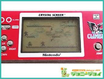 Nintendo,ニンテンドー,任天堂,ゲームウォッチ,クリスタルスクリーン,クライマー,買取,売る,GAME&WATCH,