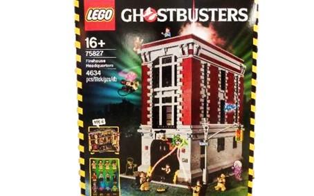 LEGO レゴ 75827 ゴーストバスターズHQ 消防署本部 買取,LEGO 75827 ゴーストバスターズHQ  買取,おもちゃ 買取,フィギュア 買取,ゴーストバスターズ レゴ 買取,