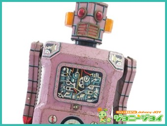 増田屋,マスダヤ,ブリキ,ノンストップ,ラベンダーロボット,買取,売る,