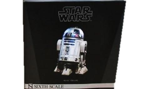 SIDE SHOW スターウォーズ 1/6スケール R2-D2 DX  買取,サイドショウ R2-D2 フィギュア 買取,スターウォーズ サイドショウ 買取,おもちゃ 買取,フィギュア 買取,