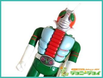 仮面ライダーV3,ジャンボマシンダー,ポピー,ソフビ,買取,売る,