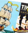 ナノブロック タンタンの冒険 ユニコーン号 TINTIN 買取,ナノブロック 買取,タンタンの冒険 買取,おもちゃ 買取,フィギュア 買取,