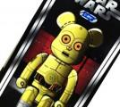 BE@RBRICK400% スターウォーズ C-3PO買取!