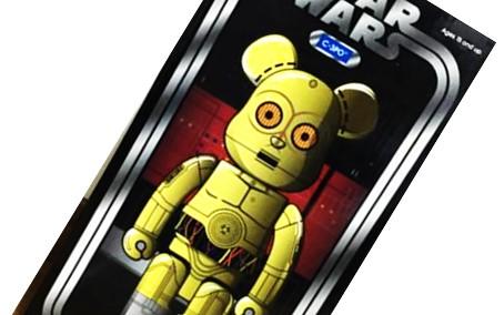 BE@RBRICK400% スターウォーズ C-3PO買取,ベアブリック 買取,BE@RBRICK スターウォーズ 買取,メディコムトイ ベアブリック買取,