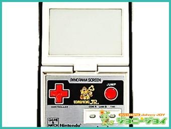 Nintendo,ニンテンドー,任天堂,ゲームウォッチ,ドンキーコングJr.,パノラマスクリーン,買取,売る,GAME&WATCH,