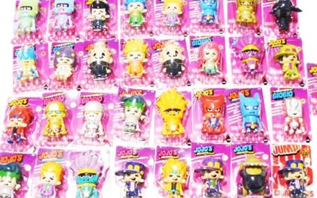 ジョジョ×パンソンワークス ソフビフィギュア 買取,ジョジョの奇妙な冒険 フィギュア 買取,パンソンワークス フィギュア 買取,おもちゃ 買取,フィギュア 買取,