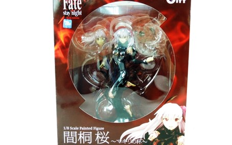 Gift ギフト 1/8 間桐 桜 マキリの杯 Fate買取,Gift ギフト フェイト/Fate買取,ギフト 美少女 フィギュア買取,おもちゃ 買取,フィギュア 買取,