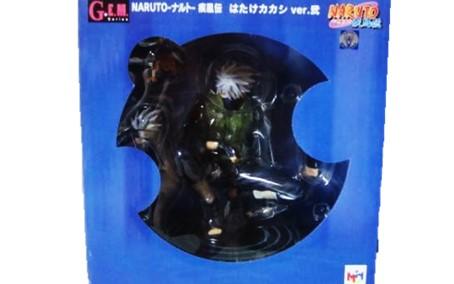 NARUTO ナルト G.E.M はたけカカシ Ver.弐 買取,ナルト フィギュア 買取,G.E.M. フィギュア 買取,おもちゃ 買取,フィギュア 買取,