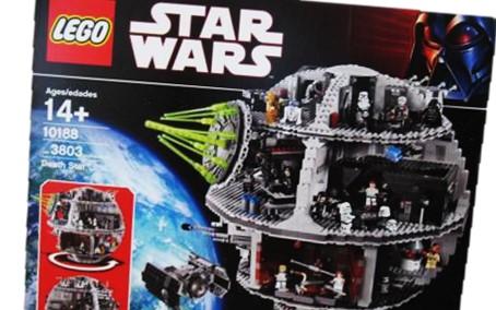 レゴ LEGO 10188 スターウォーズ デススター買取,レゴ スターウォーズ買取,LEGO 当時物 買取,フィギュア 買取,おもちゃ 買取,