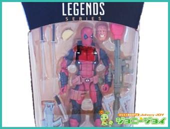 ハズブロ,Hasbro,マーベルレジェンド,デッドプール,X-MEN,Xメン,フィギュア,買取,売る,