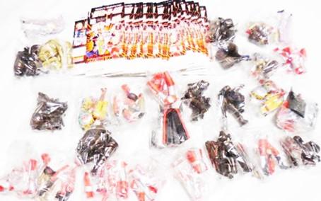 コナミ 超人ヒーロー伝説 食玩 買取,超人ヒーロー フィギュア 買取,おもちゃ 買取,マグマ大使 フィギュア 買取,