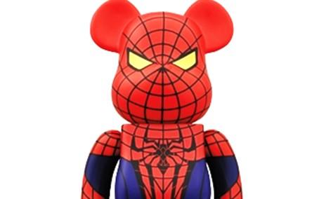 アメイジング スパイダーマン ベアブリック 1000% 買取,BE@RBRICK スパイダーマン 買取,ベアブリック スパイダーマン 買取,おもちゃ 買取,フィギュア 買取,