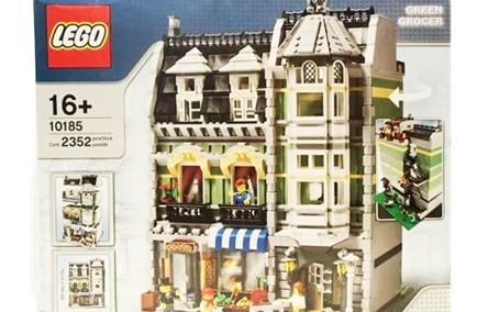 レゴ LEGO グリーン・グローサー [10185] 買取,レゴ 買取,LEGO 買取,フィギュア 買取,おもちゃ 買取,