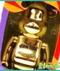 BE@RBRICK,ベアブリック,400%,チャーリーとチョコレート工場,ゴールドメッキ,買取,売る,
