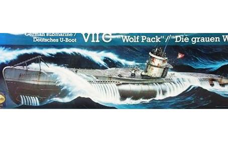 レベル 1/72 Uボート ⅦC ウルフパック 買取,Revell レベル 1/72 Uボート ⅦC ウルフパック 買取,フィギュア 買取,おもちゃ 買取,レベル ボート プラモデル 買取,