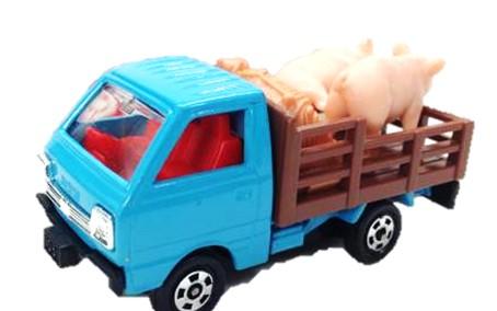 トミカ 赤箱 39 スズキキャリィ 家畜運搬車 日本製 買取,トミカ 赤箱 日本製 買取,スズキキャリィ 家畜運搬車 日本製 ミニカー買取,おもちゃ 買取,フィギュア 買取,