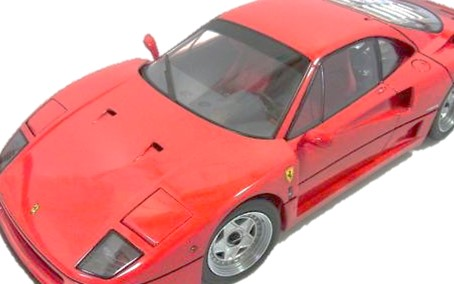 京商 1/18 FERRARI フェラーリ F40 レッド 買取,京商 1/18 ミニカー 買取,フェラーリ F40 ミニカー 買取,おもちゃ 買取,フィギュア 買取,