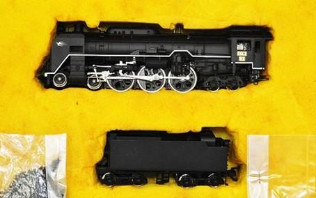 天賞堂 491 国鉄 C62 2 蒸気機関車 買取,天賞堂 HOゲージ 買取,天賞堂 蒸気機関車 買取,おもちゃ 買取,フィギュア 買取,