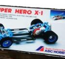 ABCホビー スーパーヒーローX-1  R/C買取!