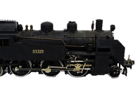 アスターホビー C11 227 蒸気機関車 買取!