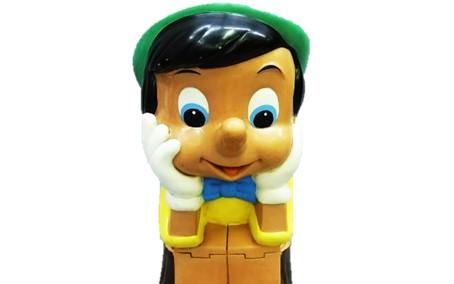 ピノキオ ディズニー 三菱銀行 39㎝ 貯金箱 ソフビ 買取,ピノキオ 三菱銀行 貯金箱 ソフビ 買取,ディズニー 三菱銀行 貯金箱 買取,おもちゃ 買取,フィギュア 買取,