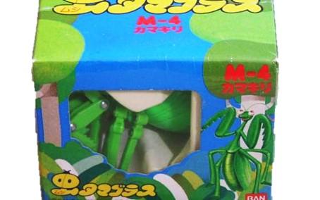 虫タマゴラス M-4 カマキリ 買取,当時 バンダイ 虫タマゴラス 買取,タマゴラス カマキリ 買取,おもちゃ 買取,フィギュア 買取,