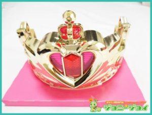 セーラームーンR,セレニティクリスタルティアラ,美少女戦士,バンダイ,買取,売る,