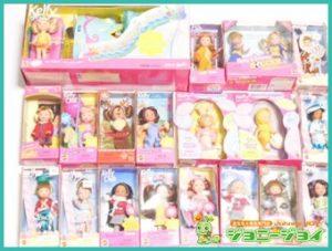 バービー,barbie,ケリー,Kelly,マテル,人形,お友達,買取,売る,