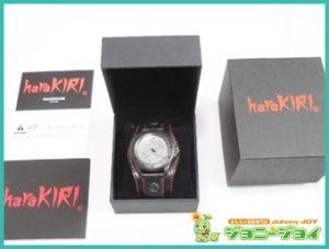 仮面ライダーウィザード,haraKIRI,コラボ,腕時計,買取,売る,プレミアムバンダイ,