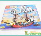 レゴ/LEGO 6289 ダークコラーダ号 南海の勇者 買取!
