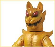 ゴールドウルフ 人造人間キカイダー