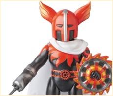 再生アポロガイスト 仮面ライダーX