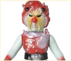 キノコモルグ 仮面ライダー
