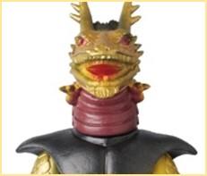 ブラックドラゴン キカイダー01