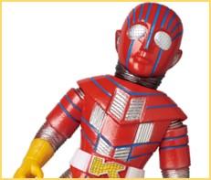 K ブローアップ版 ロボット刑事