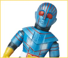K 戦闘モード ロボット刑事