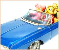 悟空の大冒険 ビュイック 自動車 ブリキ 浅草玩具