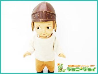 復刻版,バディーリー,Buddy Lee,フットボール,人形,台座,買取,売る,
