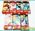 7点 1996年 カレンダーガール ジェニー人形 買取!