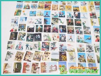 仮面ライダーV3,旧カルビー,カード,アルバム,買取,売る,カルビー,