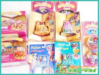 Disney,Tiny,Collection,ひみつのコレクション,マテル,買取,売る,ポーリーポケット,