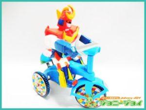 クローバー,無敵超人,ザンボット3,三輪車,ソフビ,ブリキ,買取,売る,
