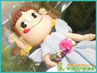ペコちゃん フラワーガール ビスクドール買取!