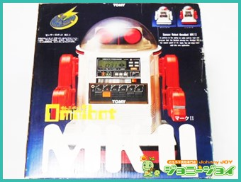 TOMY,オムニボット,MKⅡ,omnibot,マーク2,トミー,赤,買取,売る,