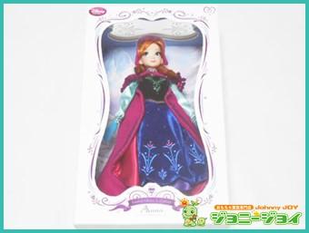 アナと雪の女王,5000体限定,リミテッドドール,アナ,ディズニーストア,買取,売る,