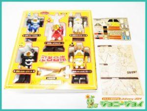 忍者戦隊,カクレンジャー,忍者合体,DX無敵将軍,フィギュア,買取,売る,