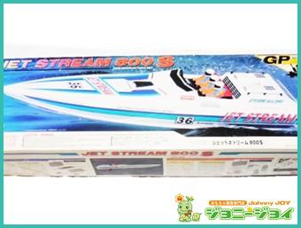 ジェットストリーム 800S 京商 レーシングボート買取!
